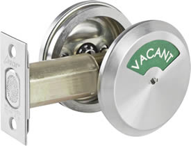 Arrow Occupancy Indicator Deadbolt Locks Grade 2