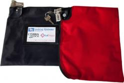Lockable Bank Bag