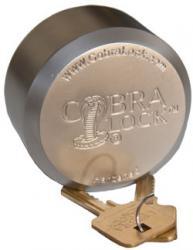 Cobra Flat-Back PUCK Padlock