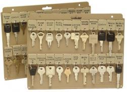 Vel-Key Panels for key Storage