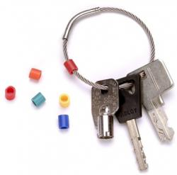 Flexible Key Rings