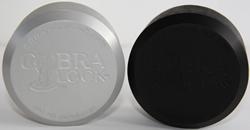 Aluminum PUCK Padlocks