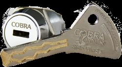 Cobra SideWinder Cam Lock